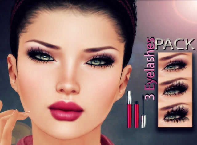 LASHES PACK PIC