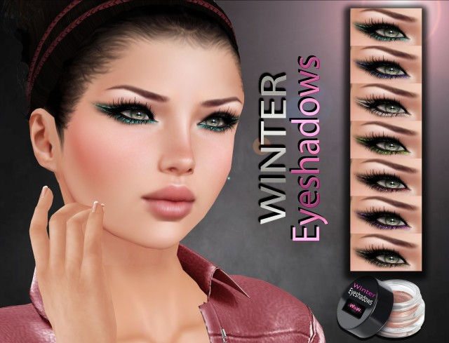winter-eyeshadows-set